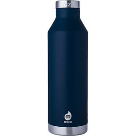 MIZU V8 Enduro LE Drikkeflaske 800ml m. rustfri stållåg, blå